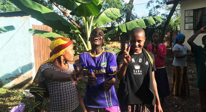 A global conversation driving local action in Tanzania