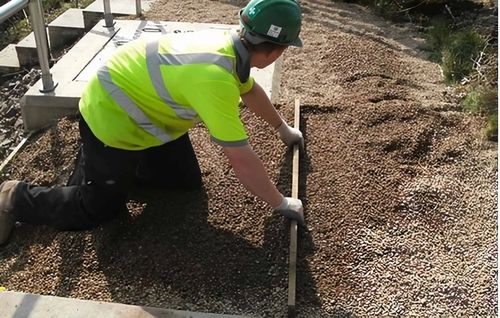 Mains of Balhall Wastewater Treatment Works - Case Study Photo
