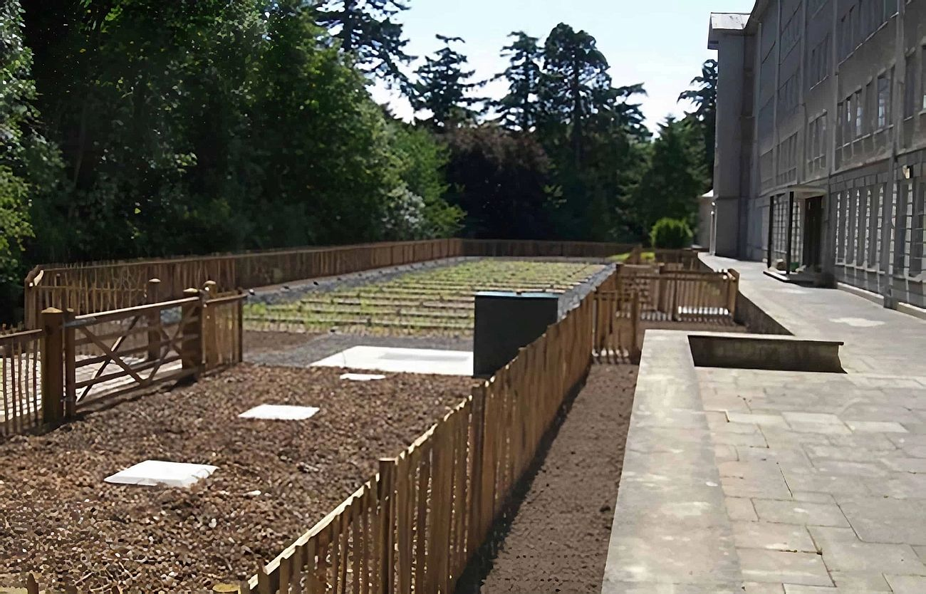 Conway Centre Reed Bed Treatment System - Project carried out by Eco~tech Systems in Anglesey. Finished work.