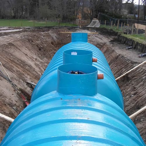 Black Isle Brewery Wastewater Treatment Plant - Case Study Photo