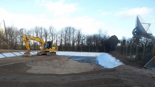 Kingstone & Madley Wastewater Treatment Works - Case Study Photo