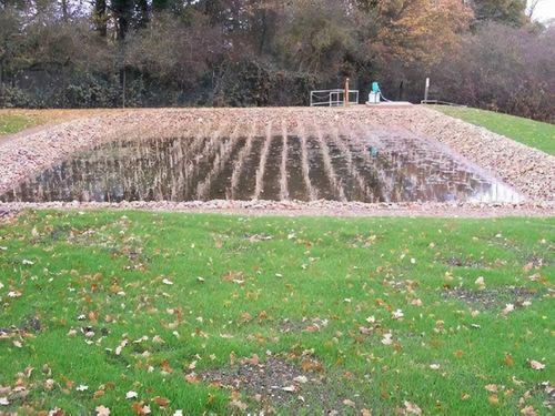 Brickendon Waste Water Treatment Works - Case Study Photo