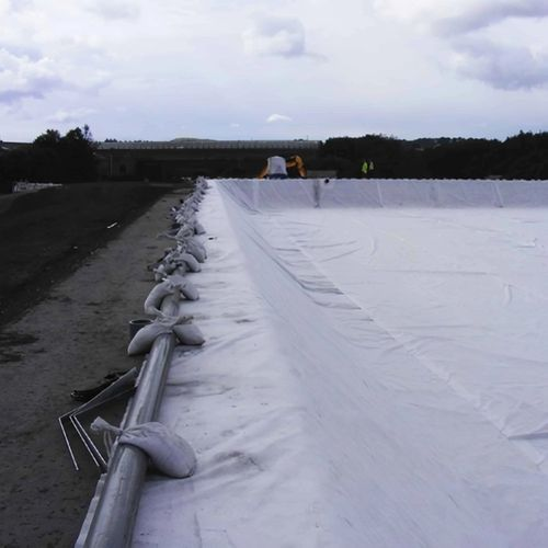Cowdenbeath Combined Storm Overflow System - Case Study Photo