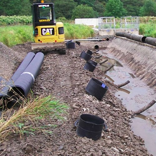 Crynant Wastewater Treatment Works - Case Study Photo