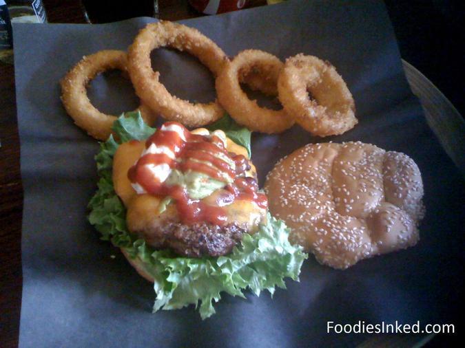 The Gringo Burger