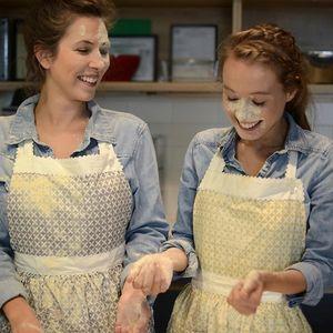 Leah Jones and Megan McDonald