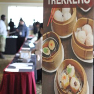 The Taste Trekkers Expo (photo by Jeff Cutler)