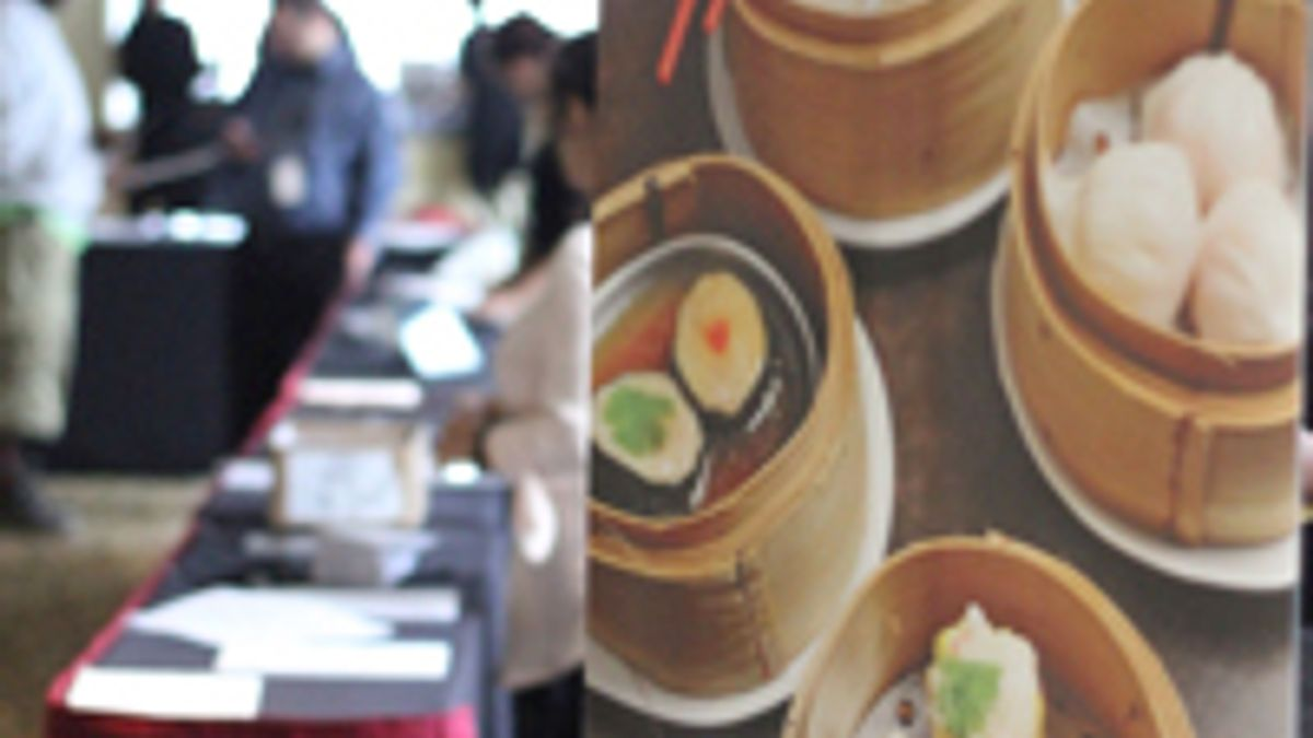 The Taste Trekkers Expo (photo by Jeff Cutler)