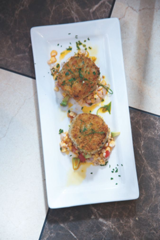 Pierpoint Crab Cakes