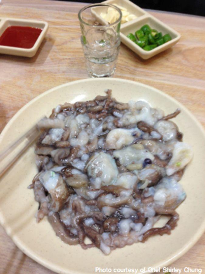 No Ryang Jin Soo San fish market 2