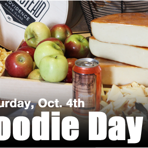 Saturday, October 4th: Foodie Day