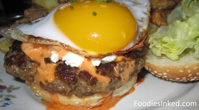 The Barnyard Burger