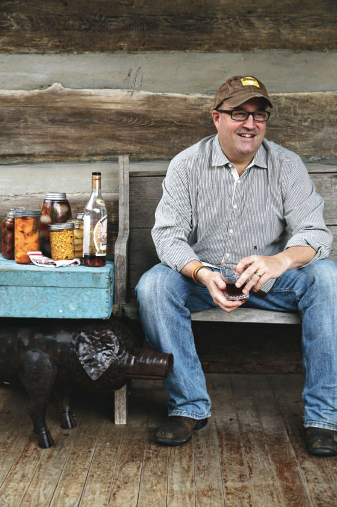 PP&W. Author Photo-Chef John Currence