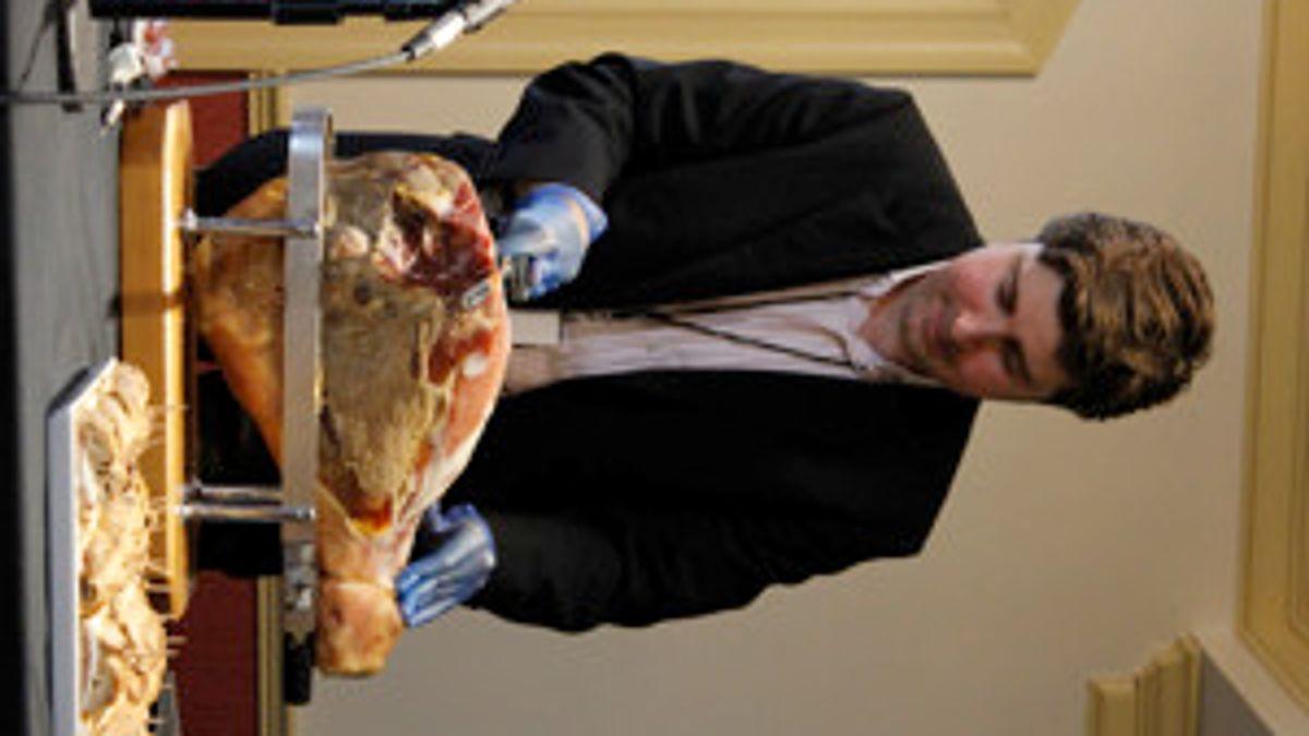Davide Dukcevich at Taste Trekkers Expo - Photo by Ngoc Ngo
