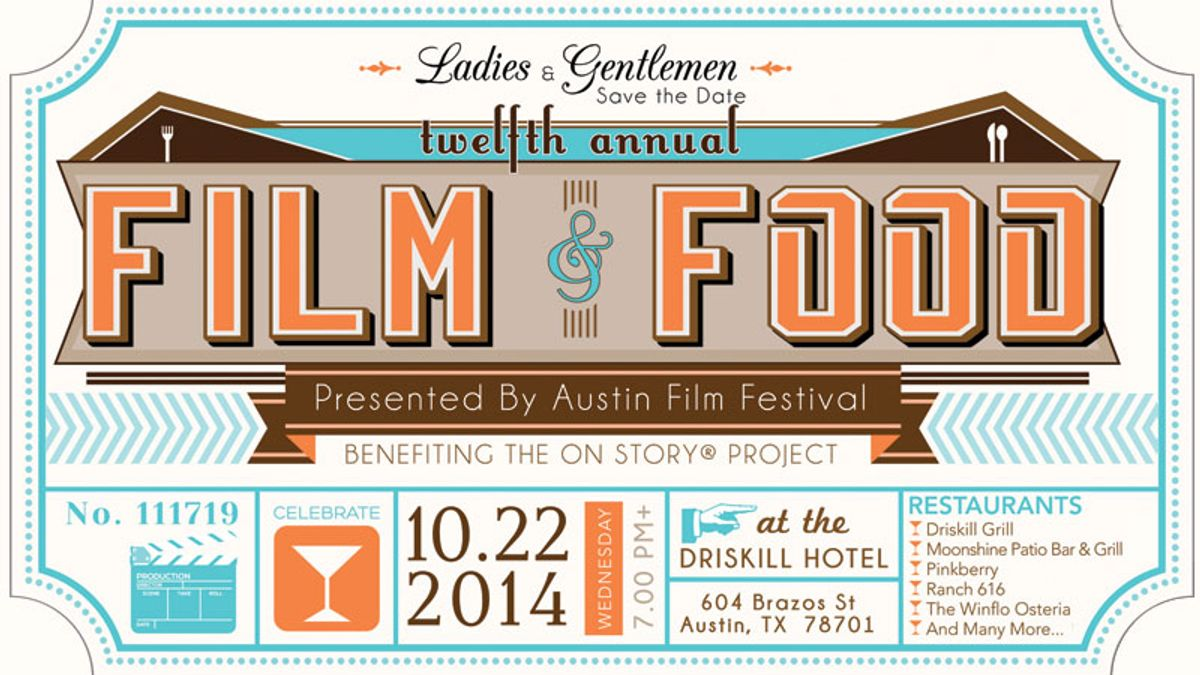 12th Annual Film & Food Party