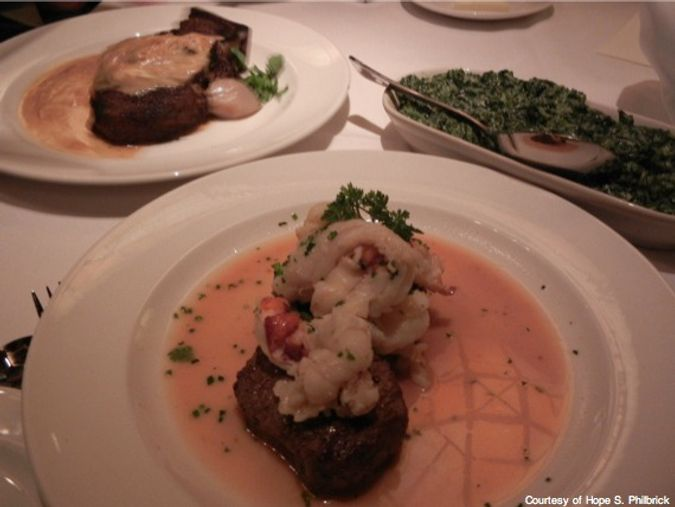 The Capital Grille - Credit HSP