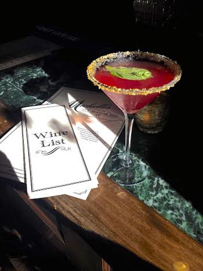 Grab a cocktail