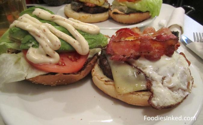 The Stem Burger