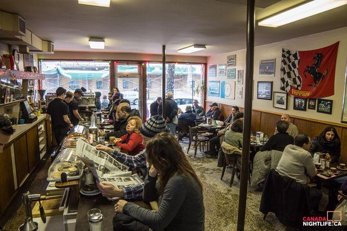 Caffè Italia - canadanightlife.ca