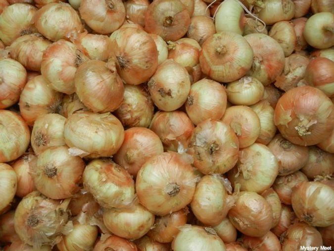 Vidalia Onions - photo by Hope S. Philbrick