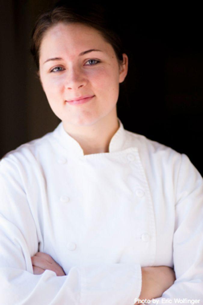 Chef de Cuisine Jessic Largey