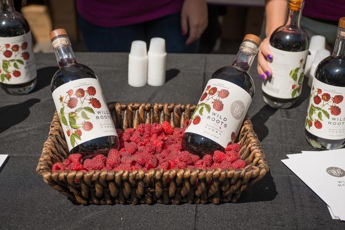 Red Raspberry Vodka