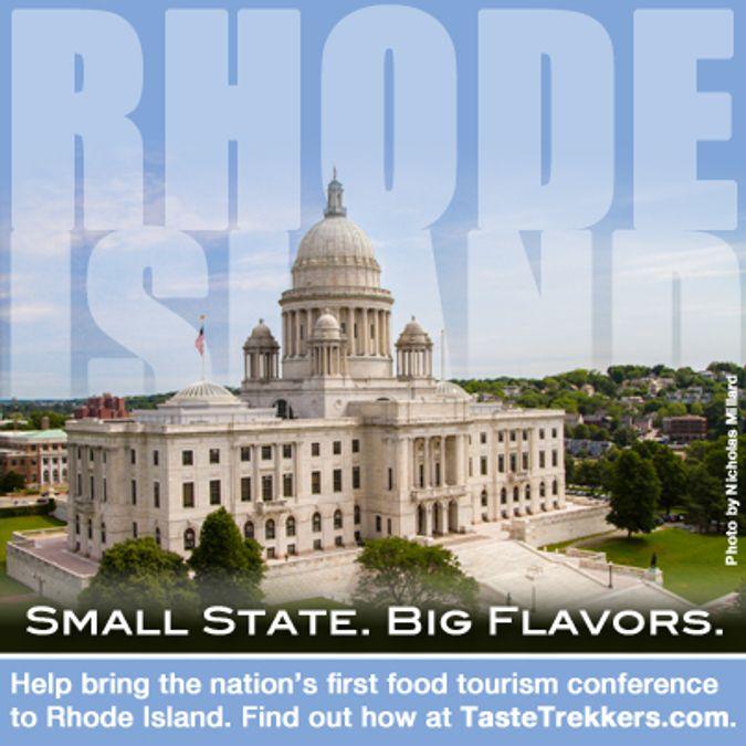 Rhode Island Big Flavors