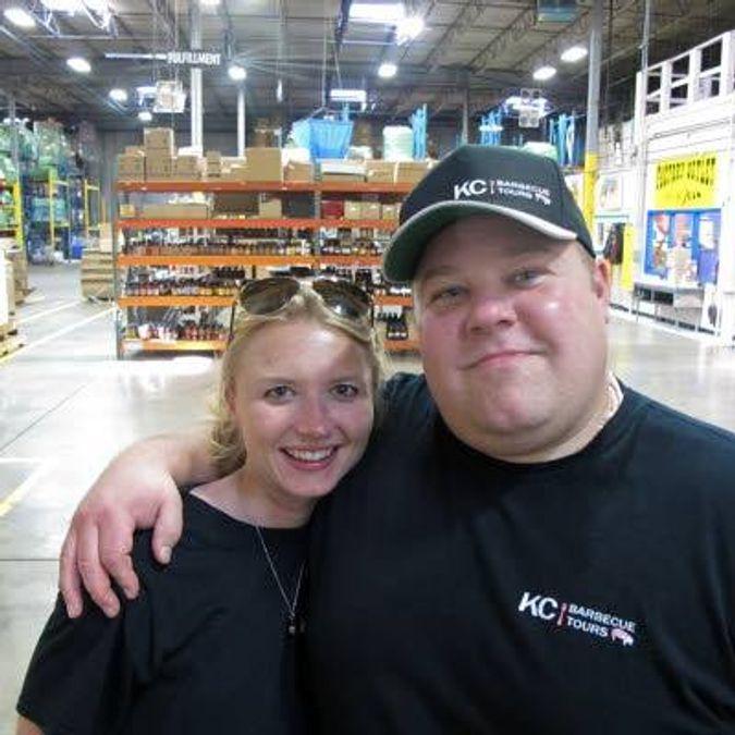 Bethanie and Karl Schemel