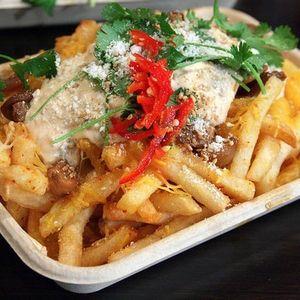 Ooey Gooey Fries