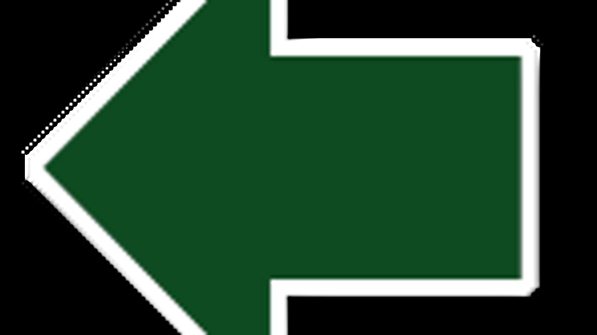 Green Arrow Left