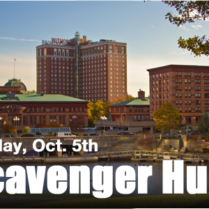 Sunday, October 5th: Scavenger Hunt