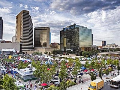 Columbus Food Truck Festival - Columbus Commons