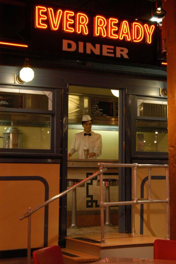 Ever Ready Diner entrance