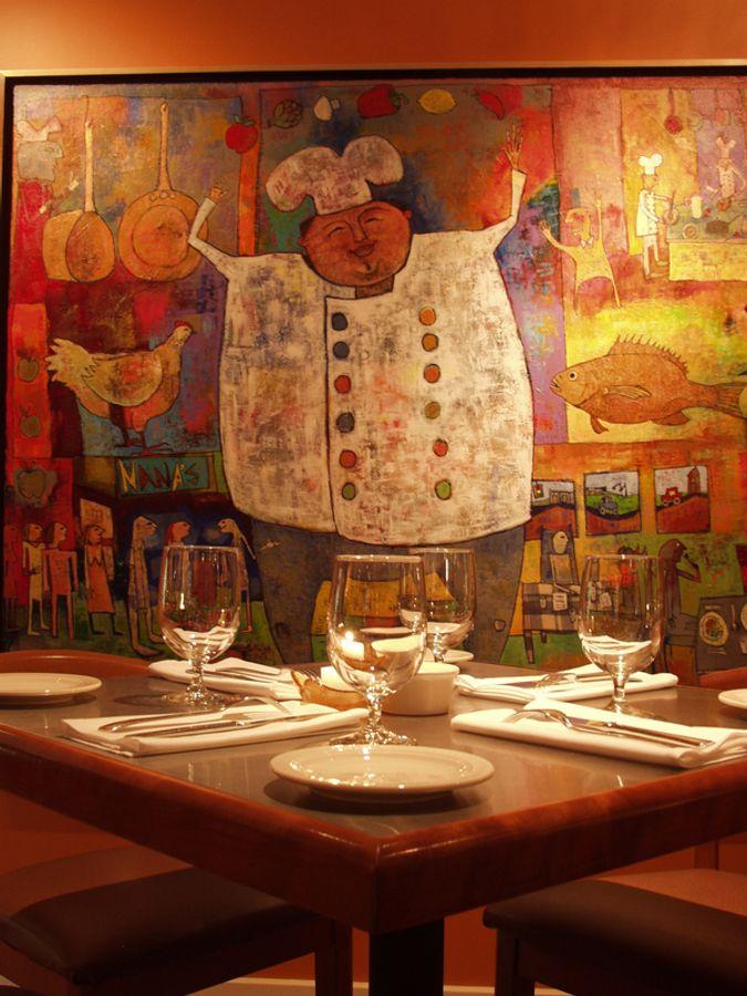 Nana's Restaurant (photo by Jeana Lee Tahnk)