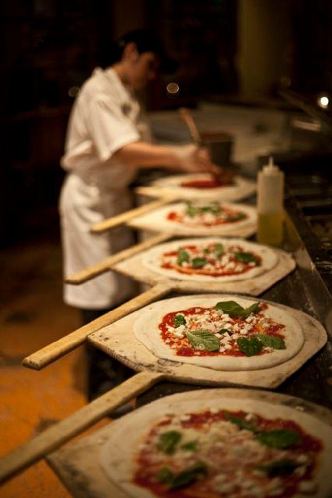Pizzeria Posto Pizzas