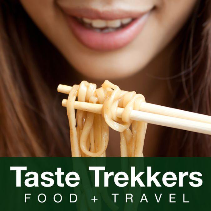 Taste Trekkers Logo