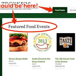 Featured Food Events