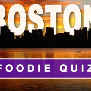 Boston Foodie Quiz Cover