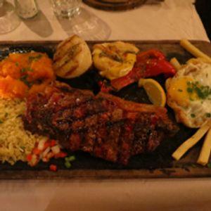 Gran Bife at Las Cabras