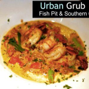 Urban Grub Shrimp & Grits