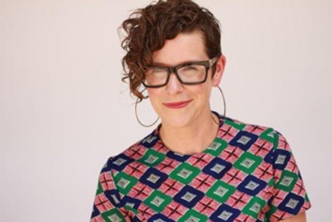 Austin musician Elizabeth McQueen