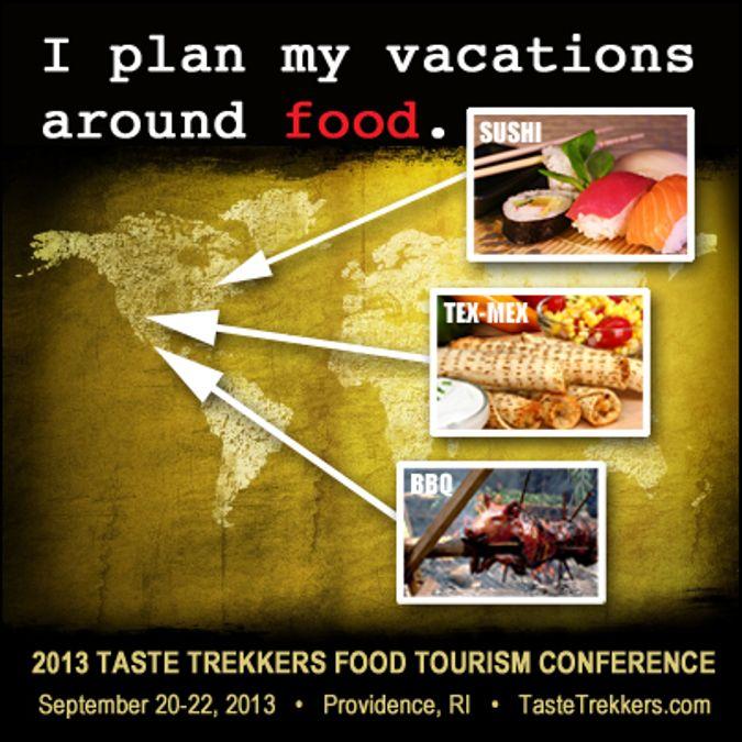 Plan Vacations Around Food