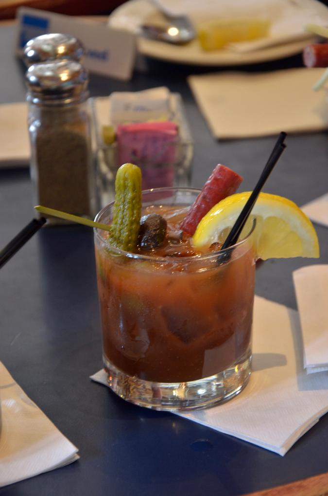 Bloody Mary Wicked Hop