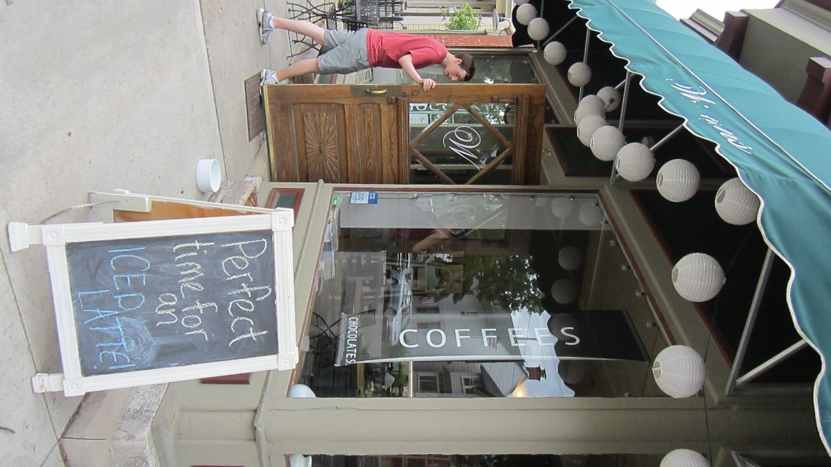 My favorite place for delicious coffee and chocolate!