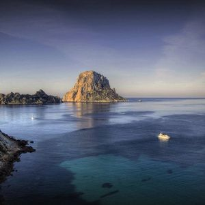 Gorgeous View of Es Vedra