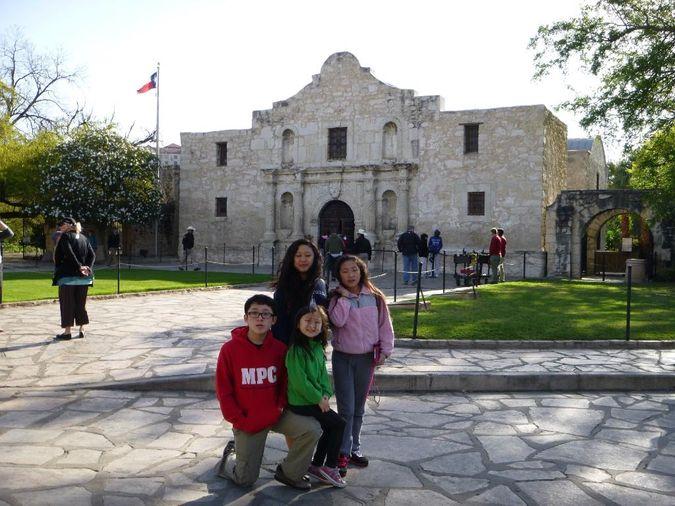 San Antonio Love