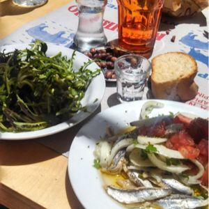 Raki Lunch