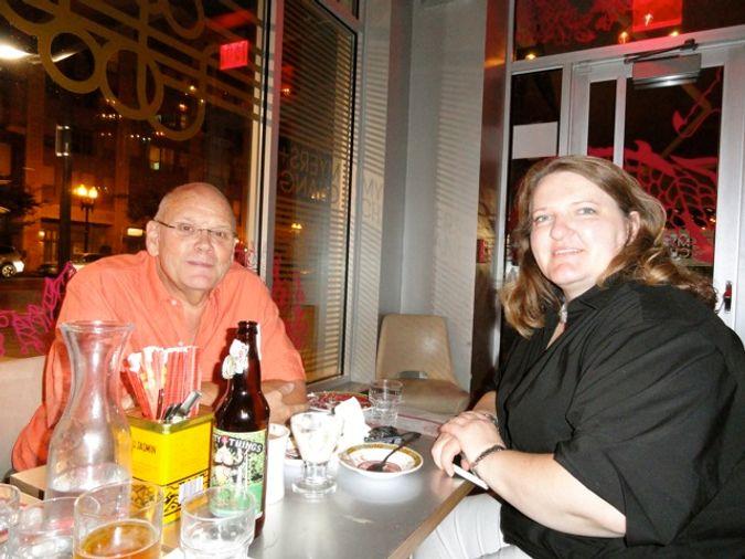 Glenn & Katrin of Wine Dine With Us