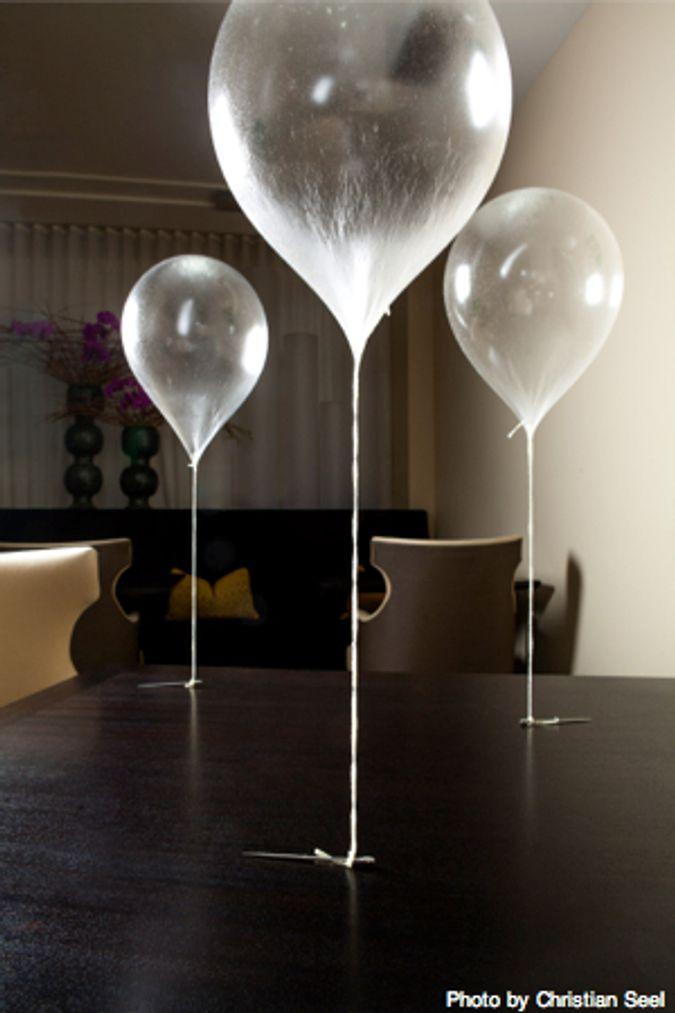 Edible Balloons