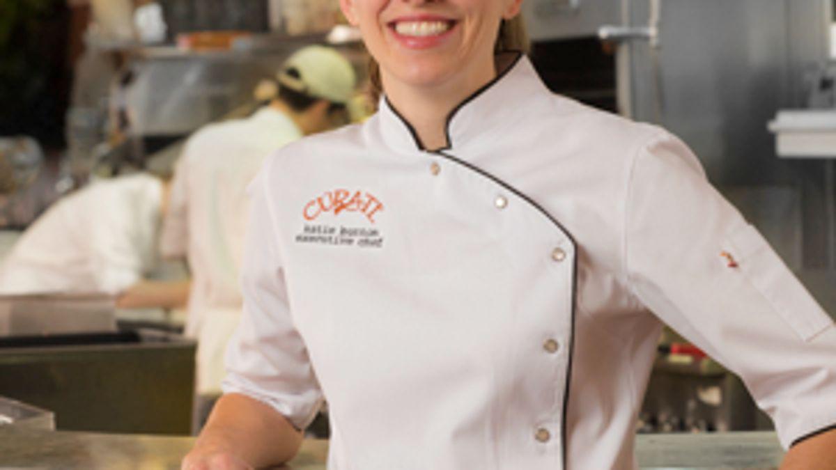 Chef Katie Button